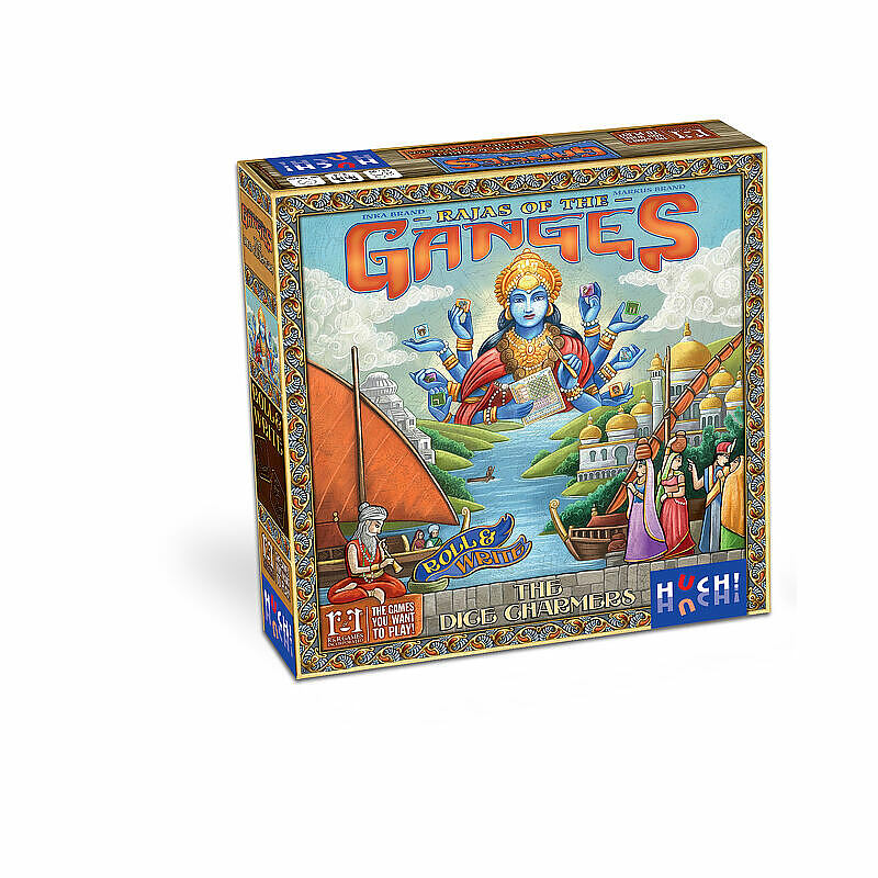 Rajas of the Ganges - The Dice Charmers
