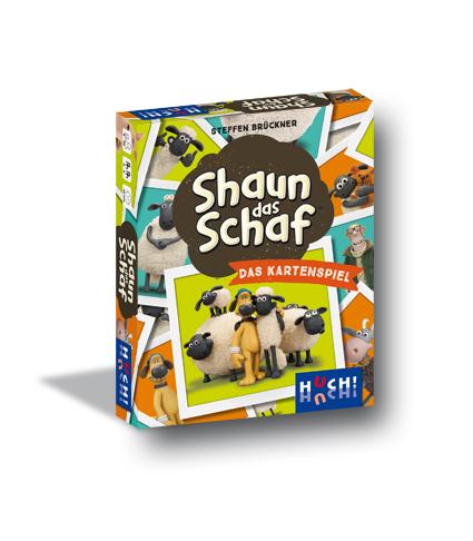 Shaun das Schaf - Das Kartenspiel