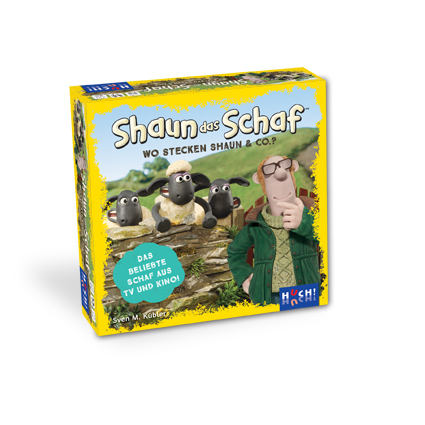 Shaun das Schaf - Wo stecken Shaun & Co