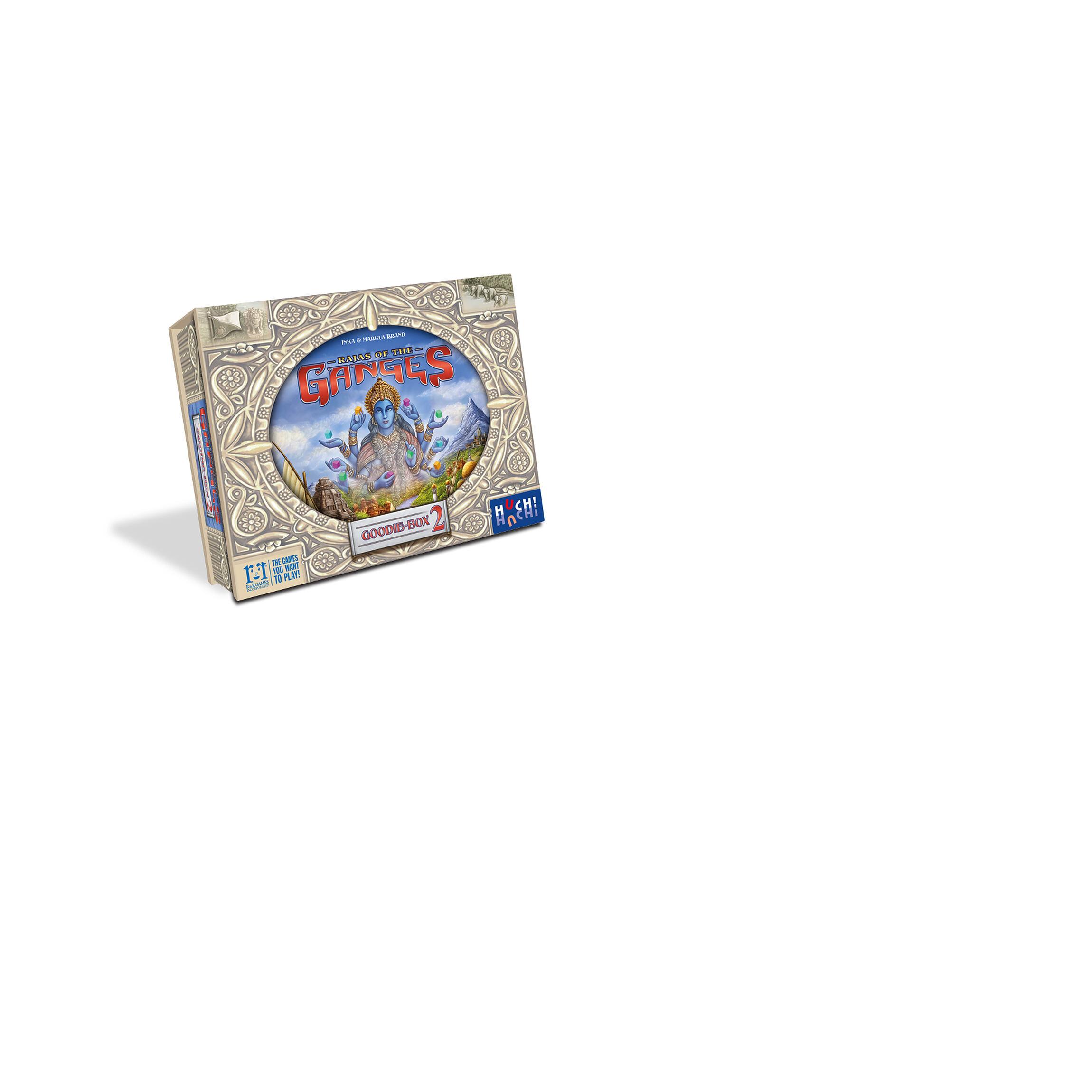 Rajas of the Ganges - Goodie Box #2