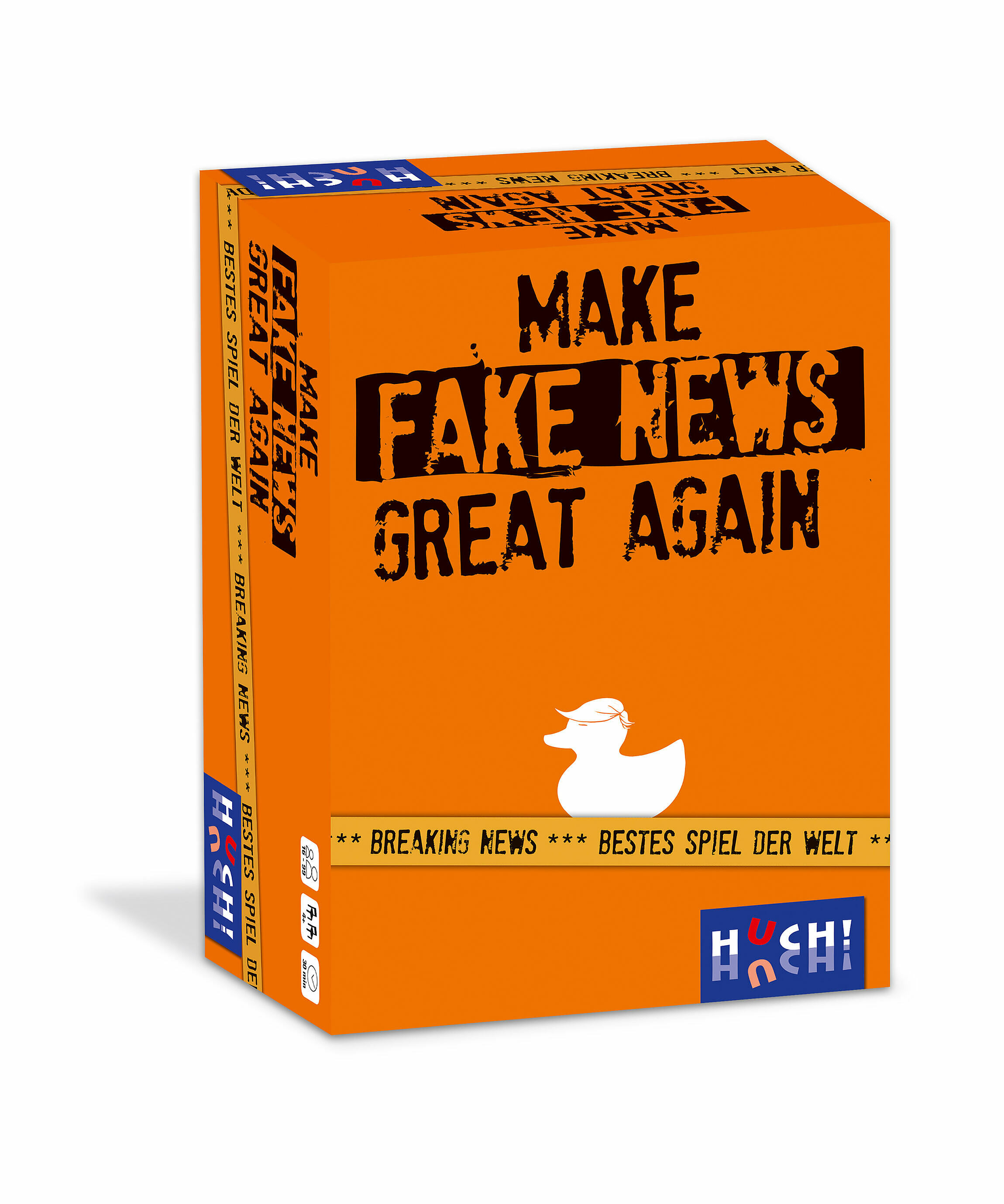 Make Fake News Great Again