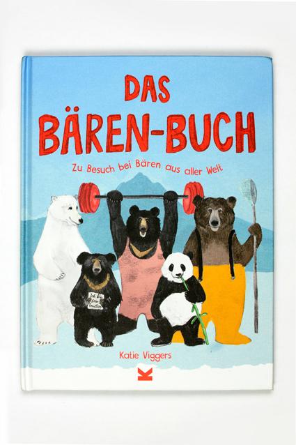 DAS BÄREN-BUCH Zu Besuch bei Bären aus aller Welt