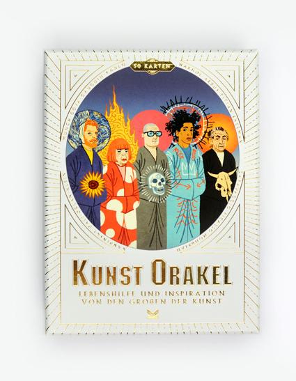 Kunst-Orakel - Lebenshilfe und Inspiration von den Großen der Kunst
