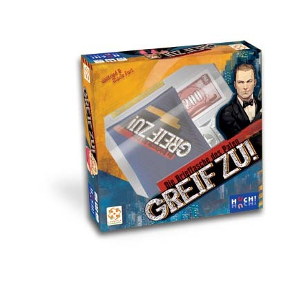 Die Brieftasche der Paten -  GREIF ZU!