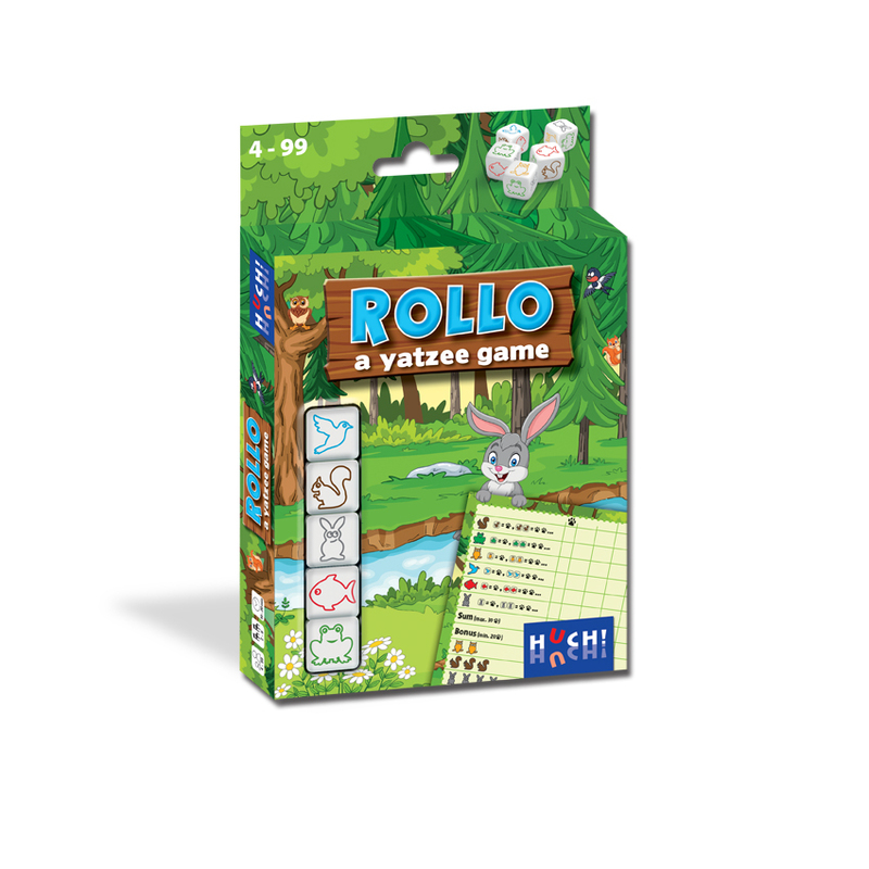 Rollo - a yatzee game
