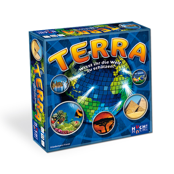 Terra - neues Design