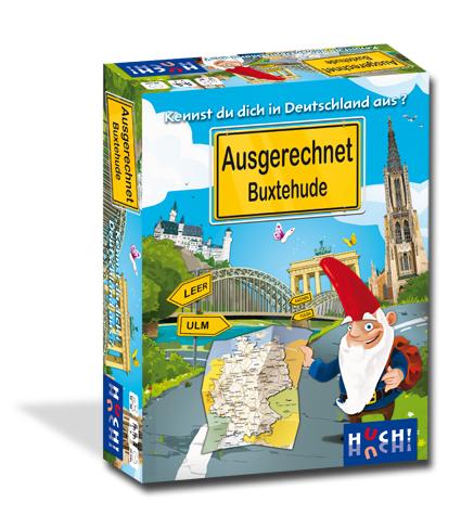 Ausgerechnet Buxtehude - neues Design