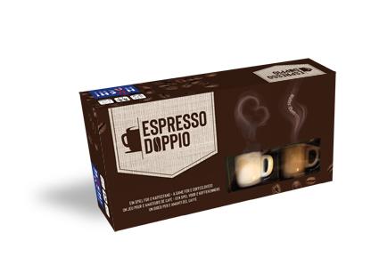 Espresso Dopio