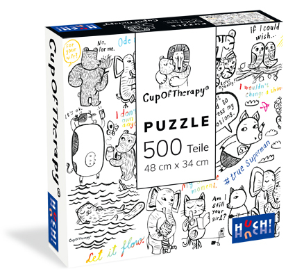 Cup Of Therapie – Puzzle