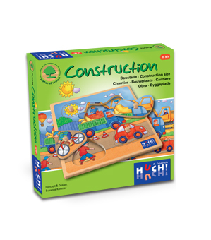 Wooden Line Construction