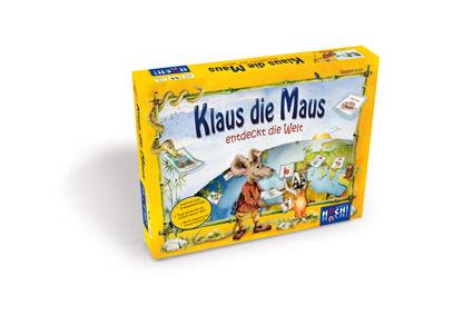 Klaus die Maus entdeckt die Welt