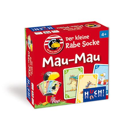 Der kleine Rabe Socke – Mau Mau
