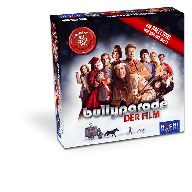 Bullyparade der Film DAS BRETTSPIEL