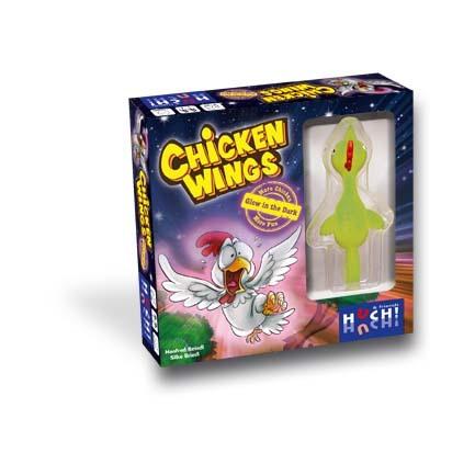 Chicken Wings - glow in the dark