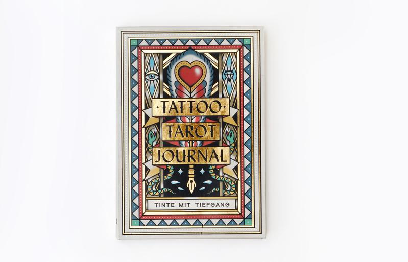 Tatoo Tarot Journal