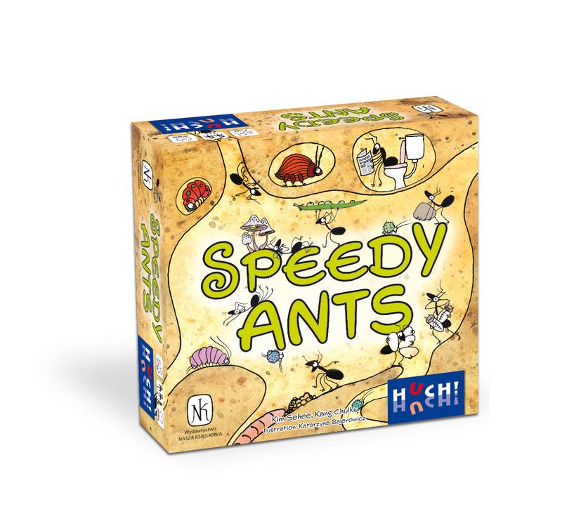 Speedy Ants