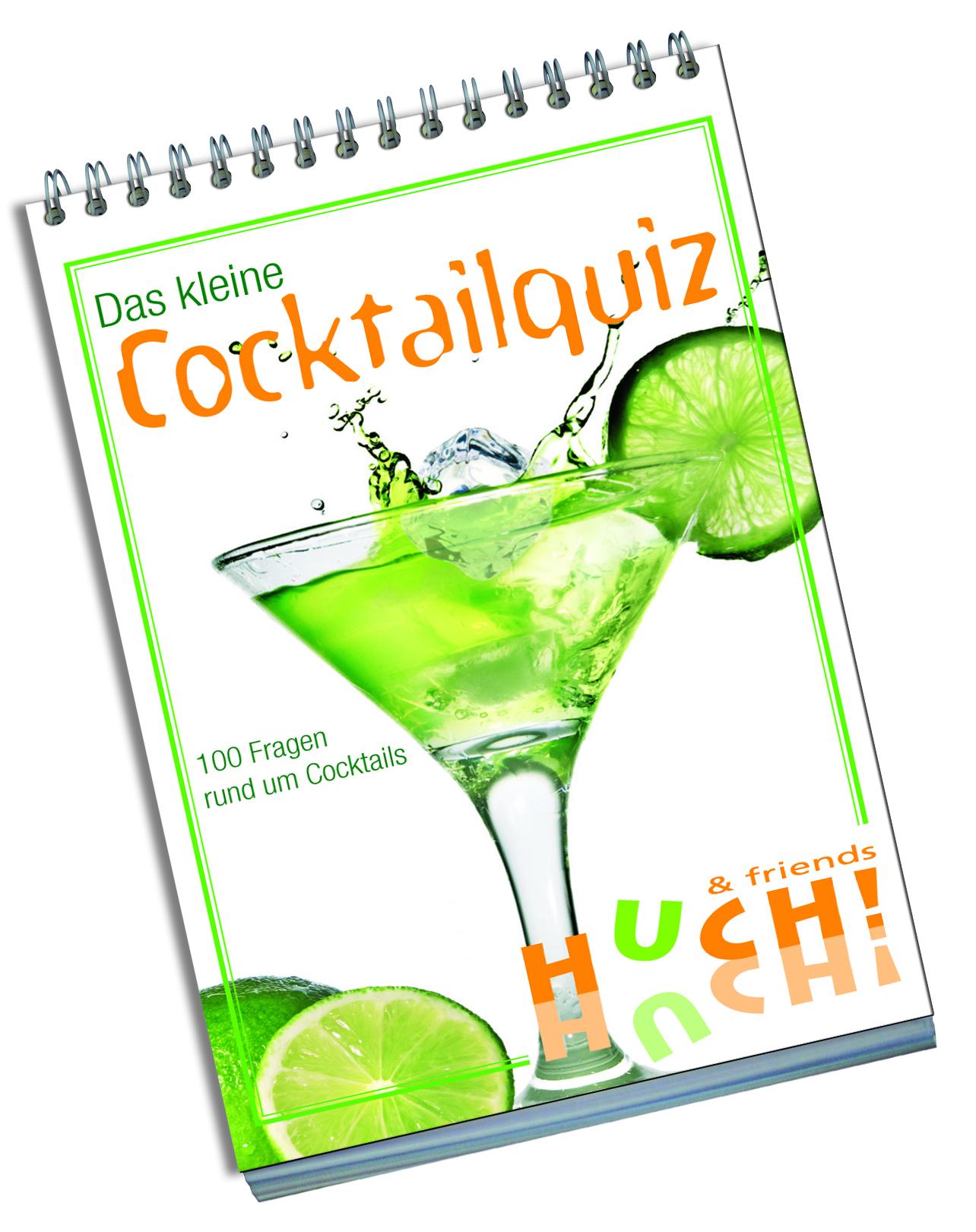 Das kleine Cocktailquiz