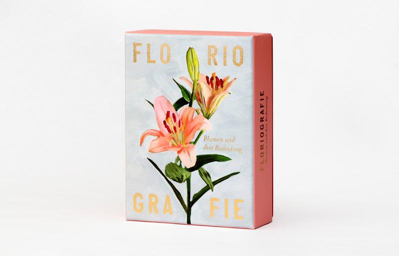 Floriografie - Blumen und Ihre Bedeutung