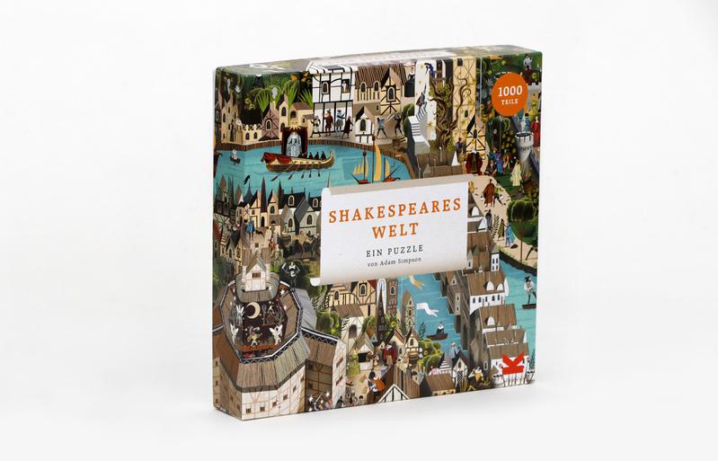 Shakespeares Welt - Ein Puzzle