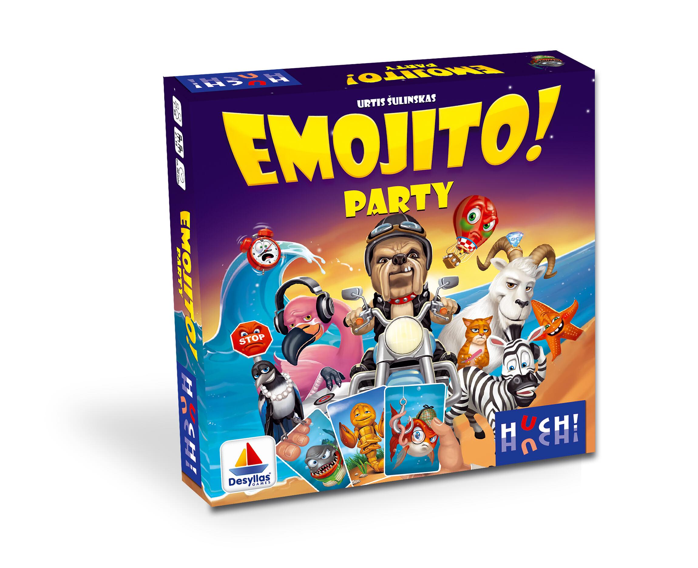 Emojito! Party