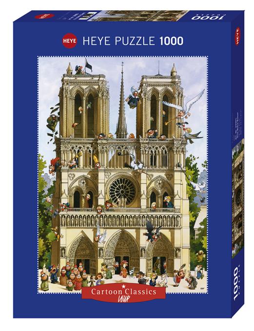 Vive Notre Dame!