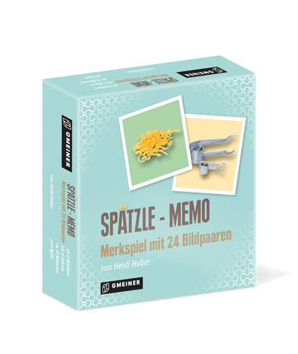 Spätzle Memo