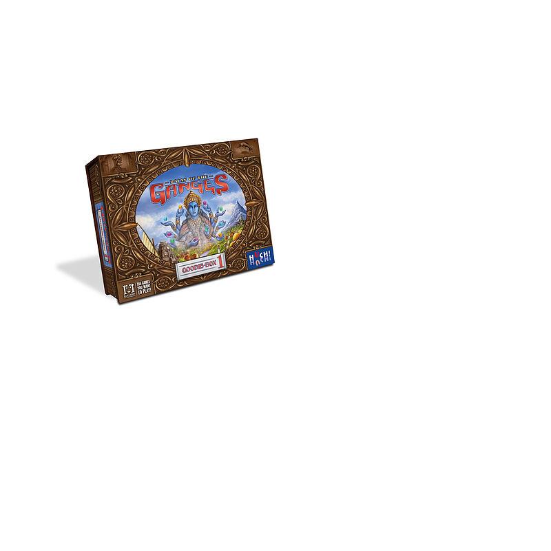 Rajas of the Ganges - Goodie Box #1