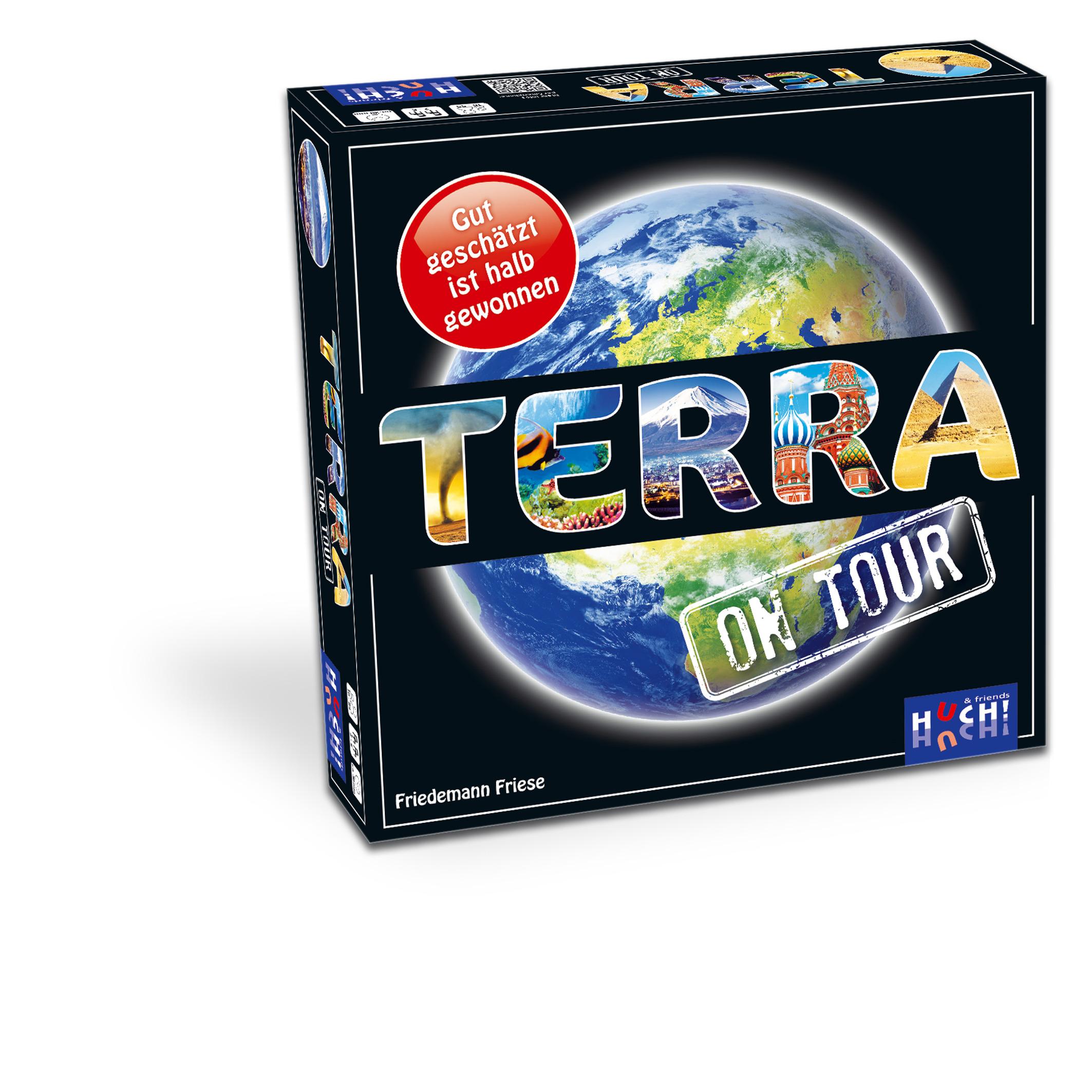 Terra on Tour